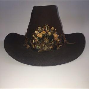 Miller Western Wear Other - NEW Miller Western Wear Cowboy Hat size 6 7/8