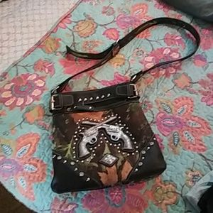 Camo Handbags - Cute purse