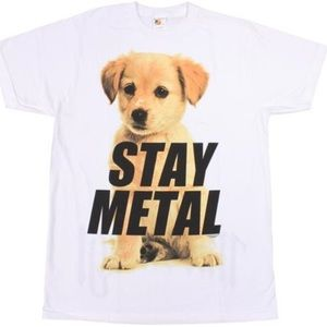 Hot Topic Tops - Miss May I Stay Metal Top