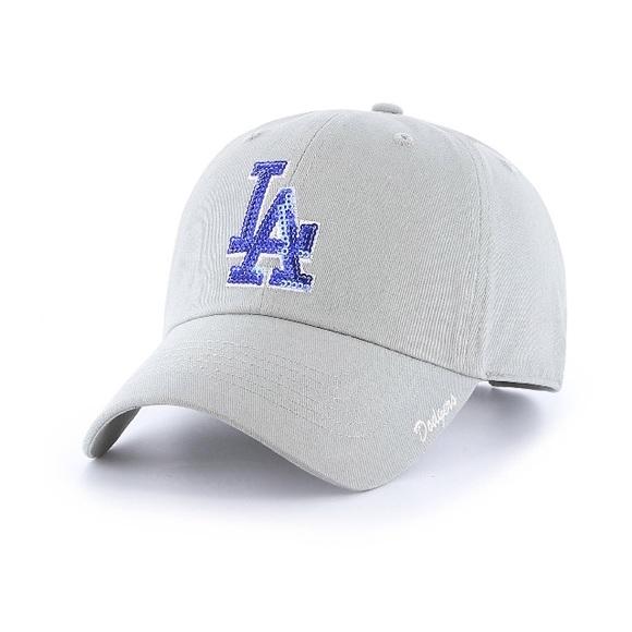 abfd494e2 🎀SALE🎀 Los Angeles Dodgers Sparkle Cap NWT