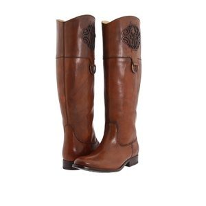 Frye Shoes - Melissa Frye Boots