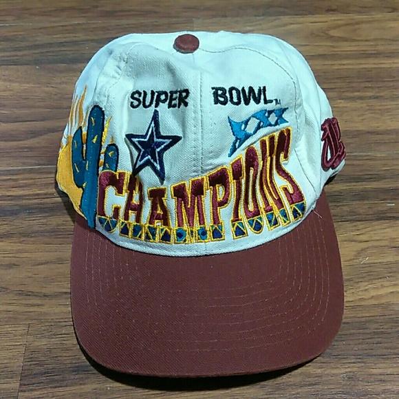 a5326d788f6 VTG Dallas Cowboys Superbowl XXX Snapback. M 5942dca75a49d0a29203d057