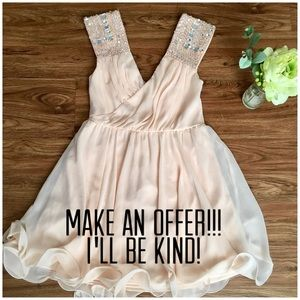 As U Wish Dresses & Skirts - Elegant Short Dress