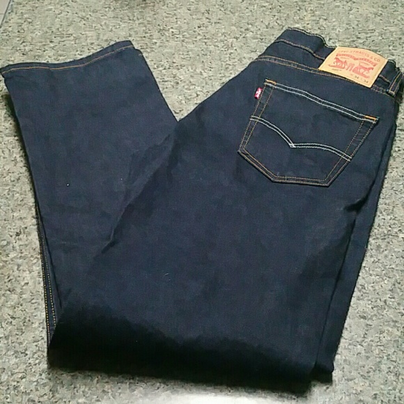 53 off levi strauss co other brand new never worn never washed 505 levis from laura 39 s - Levis ceo explains never wash jeans ...