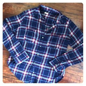 Plaid Abercrombie & Fitch Shirt!