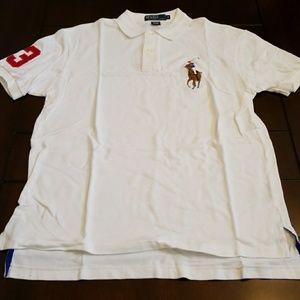 Polo By Ralph Lauren Other - Polo Ralph Lauren classic fit mesh shirt medium