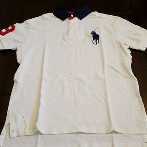 Polo By Ralph Lauren Other - Polo Ralph Lauren classic fit rugby SS medium