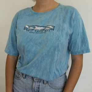 Vintage Half Moon Bay t- shirt