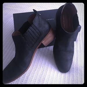 Tommy Hilfiger Black Boots