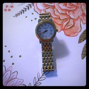 Raymond Weil Accessories - 🍀 HUGE SALE🍀Raymond Weil two-tone women's watch