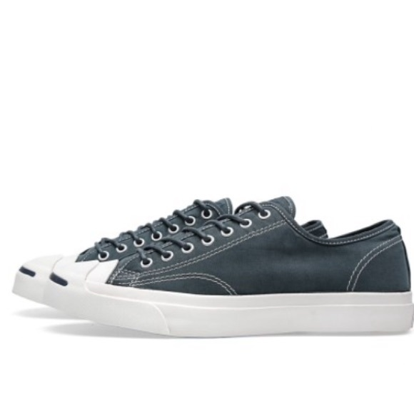 23bc6183f138 CONVERSE JACK PURCELL LTT OX WASHED Blue Spruce