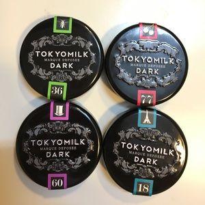 Sephora Other - Tokyomilk lip balms