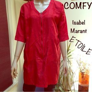 💥ISABEL MARANT ETOILE mini dress! Amazingly Cool