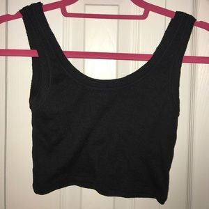 Tops - Signature 8 cropped top