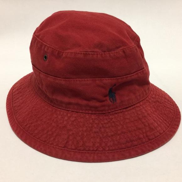 Vintage Polo Hat