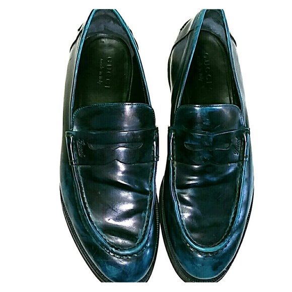 6487745b20e GUCCI Other - GUCCI MEN   S TWO TONE LOAFER ...