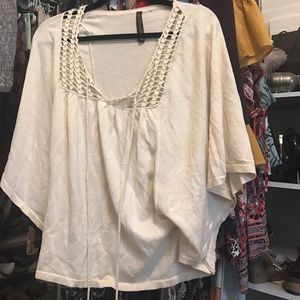Absolutely Tops - ABSOLUTELY COZY BLOUSE