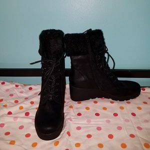 A2 By Aerosoles Shoes - A2 winter booties (Never worn)