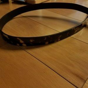 Ann Taylor reversible belt
