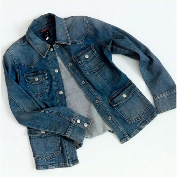 Gap Jackets & Blazers - Stylish Jean Jacket
