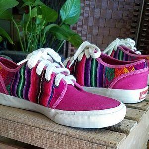 inkkas Shoes - Inkkas Cotton Candy Slant Top
