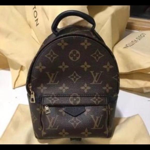 Louis Vuitton Handbags - LV Mini Palms Springs backpack ae36bc09c4aeb