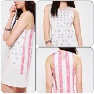 Sparkle & Fade Dresses & Skirts - Sparkle & Fade American flag dress