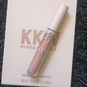 Kylie Cosmetics Other - Kiki KKWxKylieCosmetics creme lippy