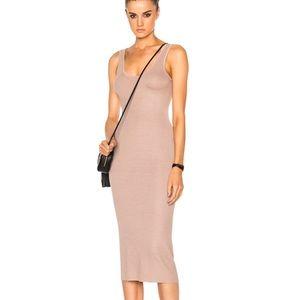 Khaki dress SOLD