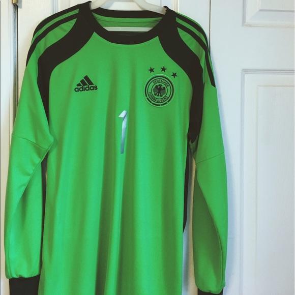 Manuel Neuer Germany Jersey! 7e02468ab
