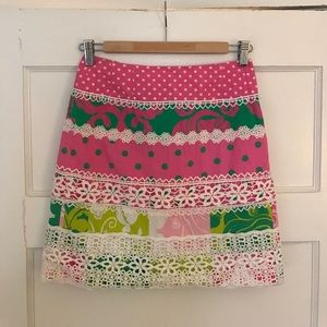Lilly Pulitzer Skirt - Size 0