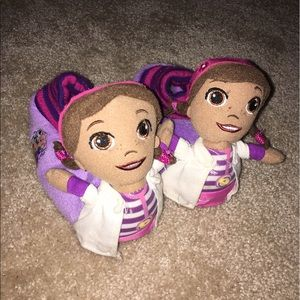 Other - Doc McStuffins Slippers