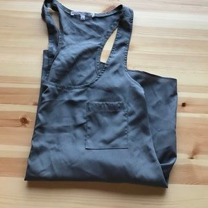 Collective Concepts Tops - Grey Tank Top S