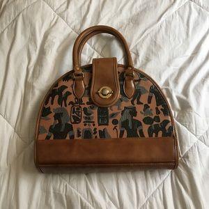 Handbags - Vintage Egyptian Tooled Purse
