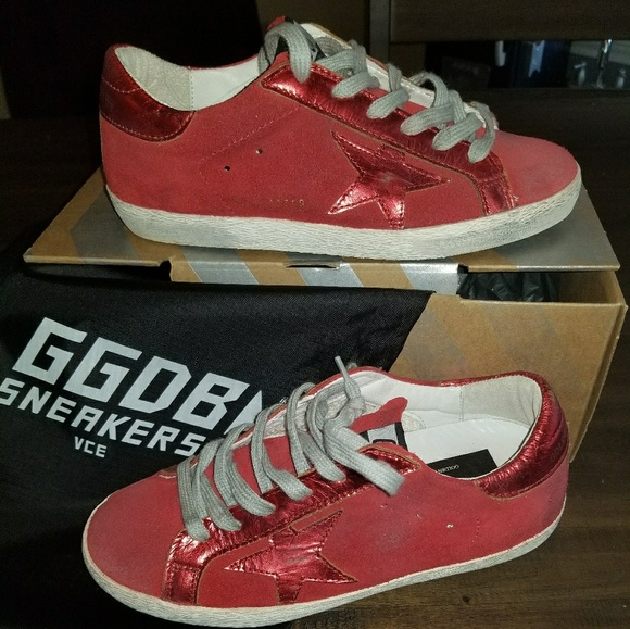 Golden Goose Shoes | Nwt New Superstar