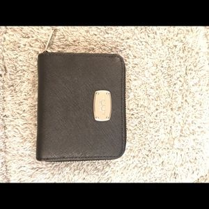 Michael Kors Handbags - Michael Kors black wallet!