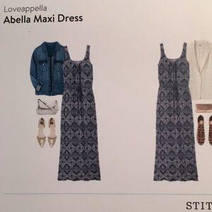 Loveappella Dresses & Skirts - Stitch Fix - Loveapella Maxi Dress