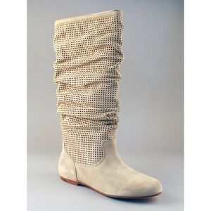 Ugg Abilene Perforated Suede Boots