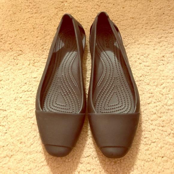 d3d8d8a6b6cc CROCS Shoes - Crocs Sienna flats