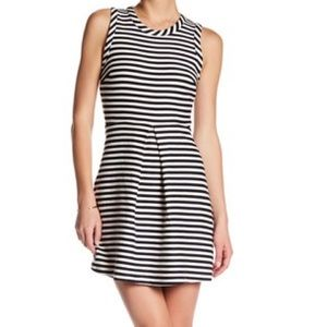 Madewell Striped Dress size Medium