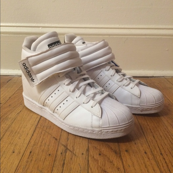 4f423a3c46be adidas Shoes - Adidas Superstar Upstrap Hidden Wedge Sneaker