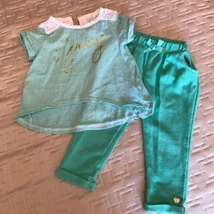 Baby set in excellent condition