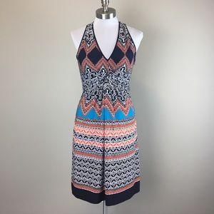 Laundry By Shelli Segal Dresses & Skirts - Laundry Shelli Segal Geometic Pattern Halter Dress