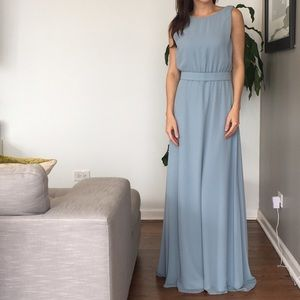Joanna August Dresses & Skirts - Joanna August Light Blue Bridesmaid Dress