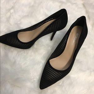 Bcbgeneration black heels size 7
