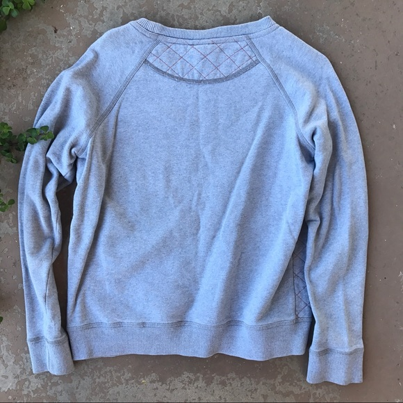 50 Off Patagonia Sweaters Patagonia Crew Quilted Gray