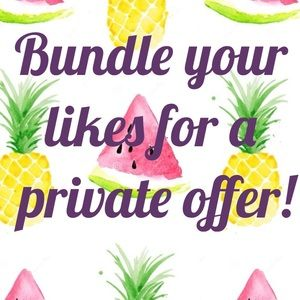 Accessories - Bundle your likes and I'll make you an offer!!!