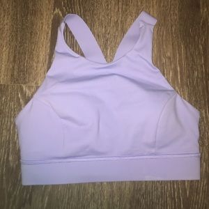 Lululemon Fast and Free Bra size 6 Nulux