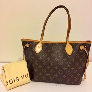 Louis Vuitton Handbags - Louis Vuitton Neverfull PM