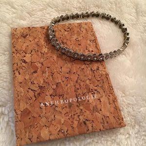 Cookie Lee Small Jeweled Bracelet